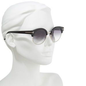 NEW Tom Ford Alissa 54mm Sunglasses